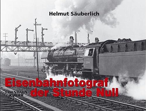 9783882552928: Eisenbahnfotograf der Stunde Null