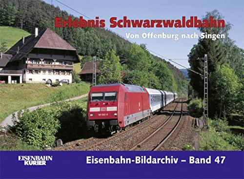 9783882553871: Erlebnis Schwarzwaldbahn