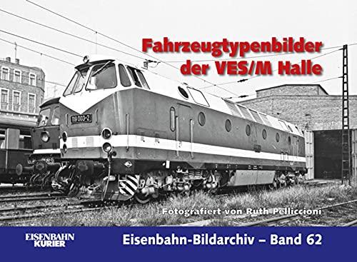9783882554649: Fahrzeugtypenbilder der VES/M Halle