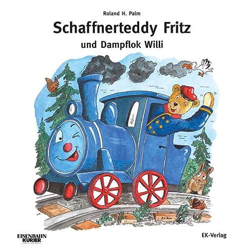 Schaffnerteddy Fritz und Dampflok Willi