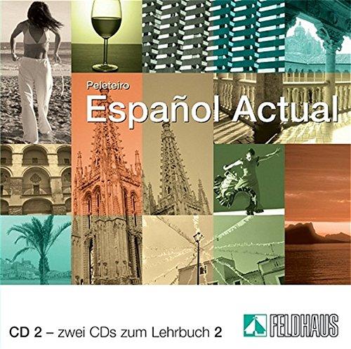 9783882643930: Espanol Actual 2. 2 CDs: Spanisch f�r Anf�nger. H�rverst�ndnis�bungen
