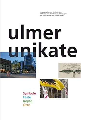 9783882944150: Ulmer Unikate