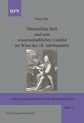 Religionsgeschichte der frühen Neuzeit (RFN) / Maximilian: Nora Pärr