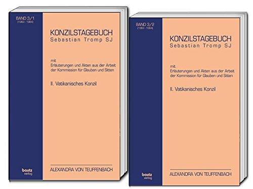 KONZILSTAGEBUCH, Bd. 3 / 2 Bände: Alexandra von Teuffenbach