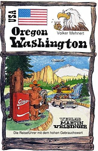 USA Oregon / Washington: Mehnert, Volker