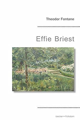 9783883720791: Effie Briest