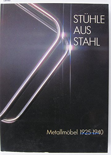 Stuhle Aus Stahl; Metallmobel, 1925 -1940: Geest, Jan Van / Macel, Otakar