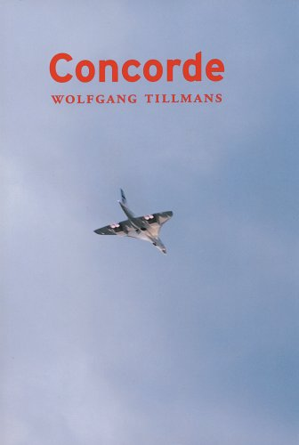 CONCORDE ( Signed): Tillmans, Wolfgang