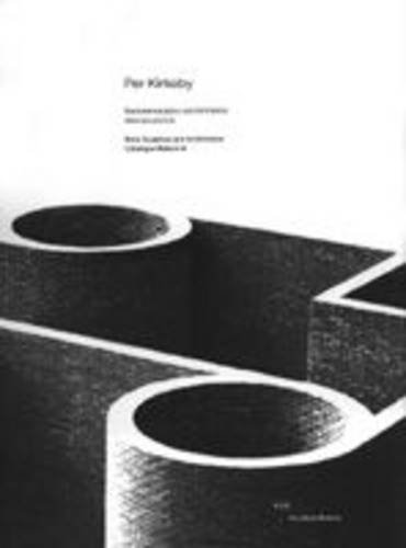 9783883753010: Per Kirkeby: Brick Sculpture & Architecture (English and German Edition)