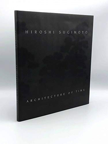 9783883755632: Hiroshi Sugimoto: Architecture of Time