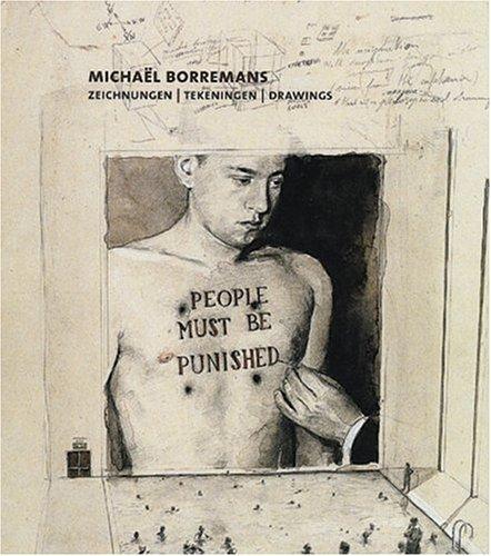 9783883758329: Michael Borremans: Drawings (English and Dutch Edition)
