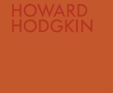 9783883758725: Howard Hodgkin (English and German Edition)