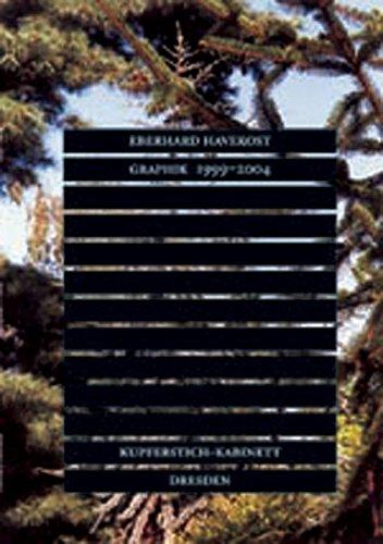 Graphik 1999 - 2004: Eberhard Havekost
