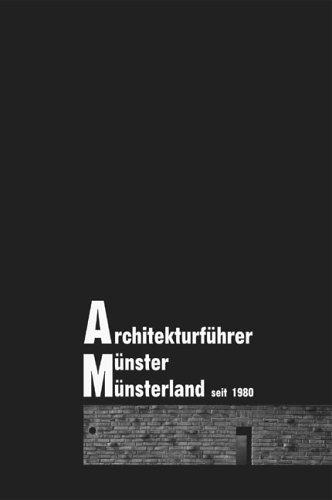9783883759166: Architekturführer Münsterland seit 1980