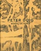 9783883759913: Peter Doig: Works on Paper