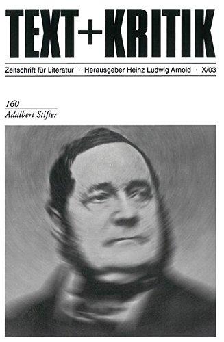 9783883777344: Text + Kritik: Zeitschrift für Literatur