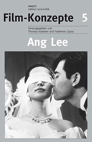 9783883778617: Ang Lee