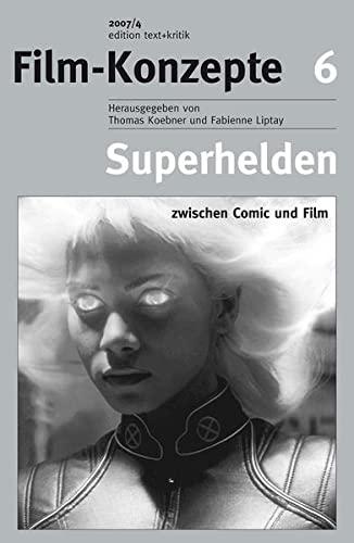 9783883778624: Superhelden: Zwischen Comic und Film