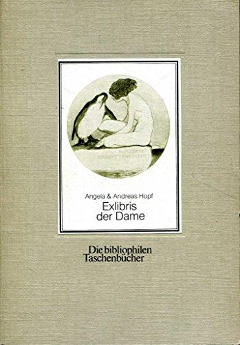 9783883791197: Exlibris der Dame.