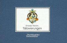 9783883792774: Tätowierungen: Vorlagealbum des Königs der Tätowierer (Die bibliophilen Taschenbücher)