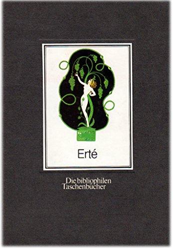 9783883794204: ERTE: Bilder zum Lob der Schonheit
