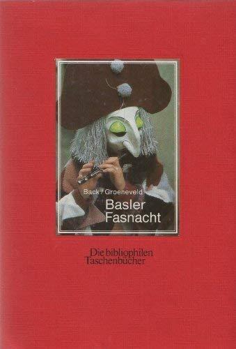 9783883795584: Basler Fasnacht (Die Bibliophilen Taschenbücher) (German Edition)