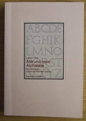 9783883796031: Alte und neue Alphabete