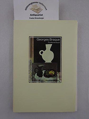 9783883796581: Georges Braque. Postkartenbuch mit Einführung, Chronologie, Bilderläuterungen und Auswahlbibliographie