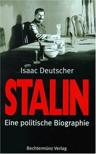 9783883954011: Stalin. Eine politische Biographie