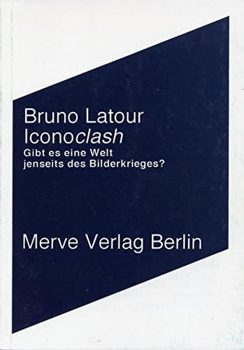 9783883961781: Iconoclash