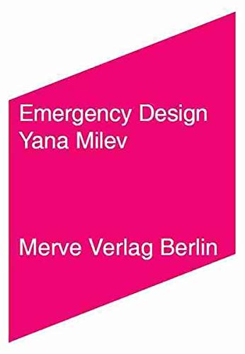 9783883963006: Emergency Design