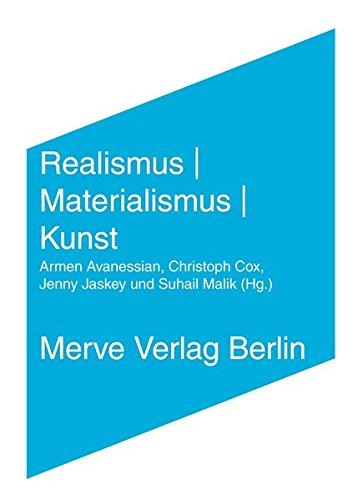 9783883963648: Realismus | Materialismus | Kunst