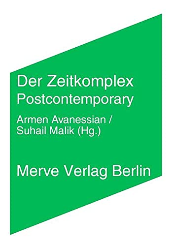 9783883963808: Der Zeitkomplex: Postcontemporary