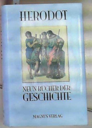 9783884000038: Neun Bücher der Geschichte
