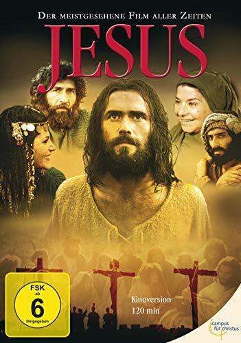 9783884041253: Jesus - Keiner hat die Welt bewegt wie er [Alemania] [DVD]