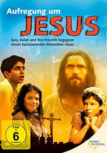 9783884041420: Aufregung um Jesus [Alemania] [DVD]