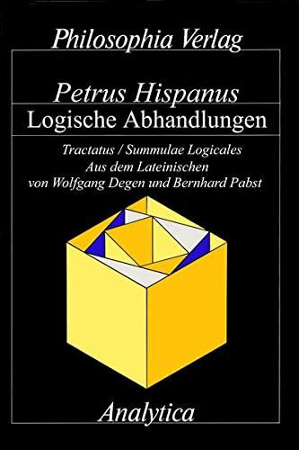 9783884050057: Summulae Logicales: Logische Abhandlungen (Analytica)