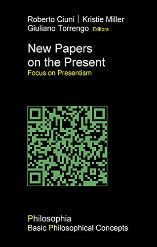 9783884051030: New Papers on the Present: Focus on Presentism