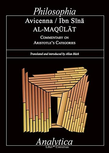 9783884051108: AL-MAQULAT COMMENTARY ON ARISTOTLE'S CATEGORIES
