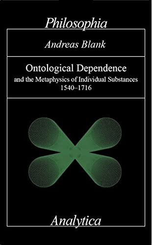 Ontological Dependence: Andreas Blank