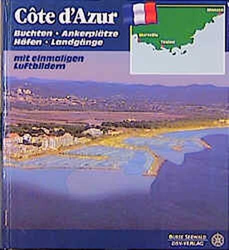 9783884122730: Cote d' Azur