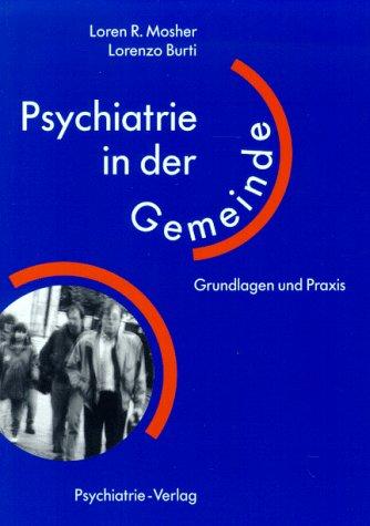 9783884141274: Psychiatrie in der Gemeinde. Grundlagen und Praxis