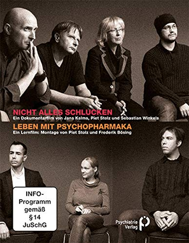 9783884146194: Nicht alles schlucken: Psychische Krisen und Psychopharmaka [Alemania] [DVD]