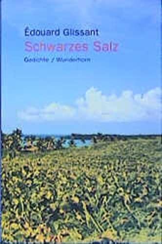 9783884231937: Schwarzes Salz