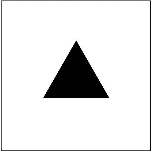 Das Dreieck (9783884233023) by Bruno Munari