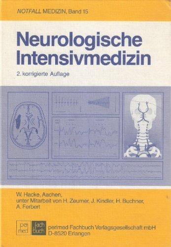 9783884292969: Neurologische Intensivmedizin