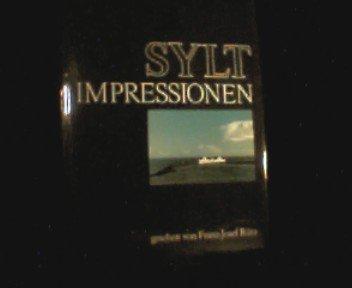 Sylt Impressionen: gesehen von Franz-Josef Rutz: RUTZ, FRANZ-JOSEPH
