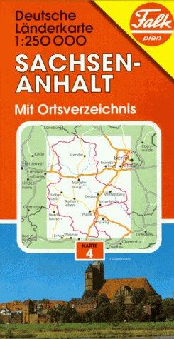 9783884450246: Sachsen-Anhalt (German Lander)
