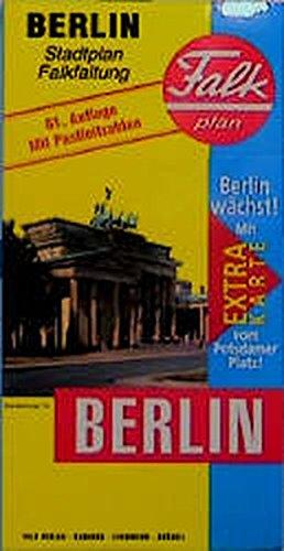 Berlin (Falk Plan) (German Edition): Falk-Verlag