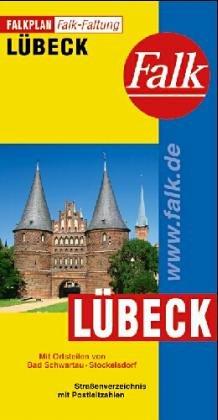 Lubeck: U. Lubecker Bucht (Falk Plan) (German Edition): Falk-Verlag